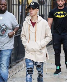 AMIRI Justin Bieber MX1 Jeans