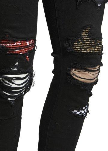AMIRI SS17 Art Patch Jean
