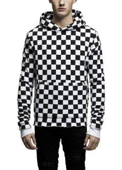 amiri-ss17-bw-checkered-raw-edge-hoodie-1