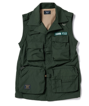 glamb SS17 Bolsey field jacket