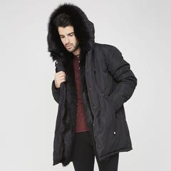 Maniere De Voir SS17 Fur Lined Coat