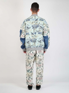 Marno Ro SS17 Bentley Flowery Jacket