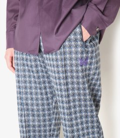 Needles SS17 Jacquard Houndstooth Track Pant