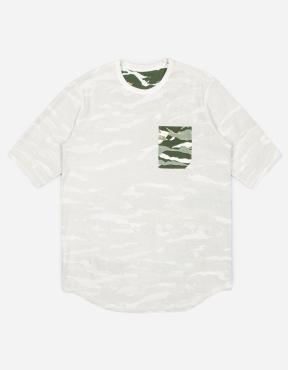 maharishi SS17 6024 Reversible Camo T-Shirt 2