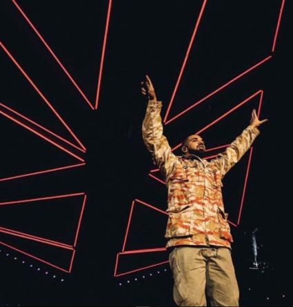 maharishi SS17 Drake Boy Meets World U.K. Tour