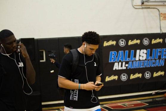 Eli Scott & LiAngelo Ball (Big Baller Brand)